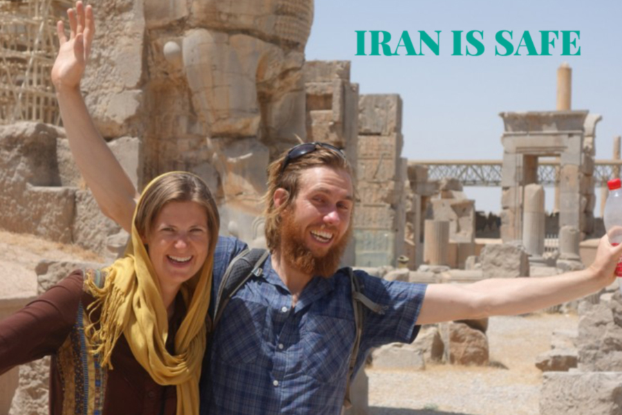 Iran is safe to travel for tourist